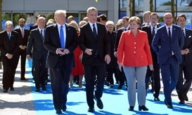 NATO leaders agree to do more to fight terrorism