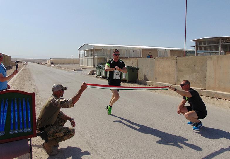 NATO-futás Afganisztánban is decor 1.
