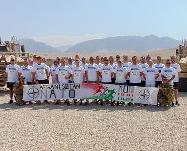 NATO-futás Afganisztánban is kiemelt kép