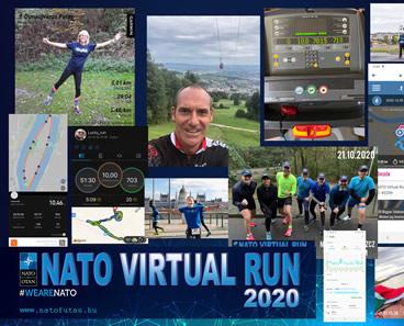 Budapest - NATO VIRTUAL RUN 2020