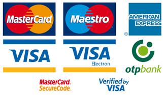 Online fizetési lehetőség